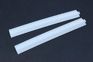 10 x 14mm Dia x 125mm Plastic racks rack for proops Cog Wheels Gears pinion. S7090